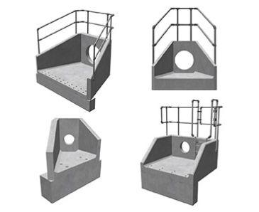 Precast Concrete Headwalls